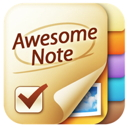 Awesome Note (+Todo) 4.5.1 [iPhone]
