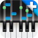 FingerPiano Plus 2.4 [iPhone] [iPad] 〜 ユニバーサル化で iPhone にも対応、初心者でもピアノ演奏を楽しむことができる