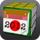 日めくり2012 1.1.0 [iPhone] 〜 テーマ・表示項目のカスタマイズ機能を追加、さまざまな情報を表示する日めくりアプリケーション