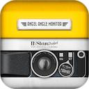 INStanPocket 2.2 [iPhone] 〜 多重露光撮影に便利な「MXPアシスタント・スイッチ」を新設、アナログ感覚で遊べるトイデジタルカメラ