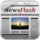 NewsFlash 1.6 [iPhone] [iPad] 〜 類似記事をグループにまとめる機能を追加。ニュースサイトの最新記事をチェックするアプリケーション