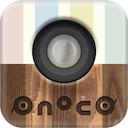 OnocO 1.0.1 [iPhone] 〜 スタンダードフォーマットに対応、直感的な操作で簡単にトイカメラ風の写真に加工できるアプリケーション