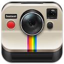 Instant – ポラロイドメーカー 1.0.4 [iPhone] 〜 ポラロイド社公認、本物のインスタントカメラのような操作でレトロな写真に加工できる