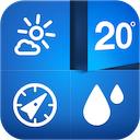 Weathercube 1.3.1 [iPhone] [iPad] 〜 ユニバーサル化で iPad にも対応、ジェスチャー操作の斬新な天気予報アプリケーション