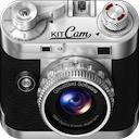 KitCam 1.6 [iPhone] 〜 ライブプレビュー機能を搭載、撮影/編集/共有まで一つでこなせる多機能カメラアプリケーション