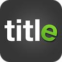 TitleFX 2.0 [iPhone] [iPad] 〜 フォント、テキストの透明度調整機能を追加、写真にさまざまな欧文デザインフォントをレイアウトできる
