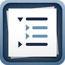 Cloud Outliner 1.4 [Mac] 〜 iOS 版と同期可能、ほとんどの操作をキーボードだけでおこなえるアウトラインプロセッサ
