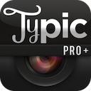 Typic Pro 1.1 [iPhone] 〜 フォント/デザイン素材/カラーを追加、数ステップで欧文フォントをレイアウトしたおしゃれな写真に加工できる
