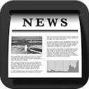 GNR 2.0.1 [iPhone] 〜 ジェスチャー操作でさくさく時事ニュースをチェックできる軽快な Google ニュースリーダー