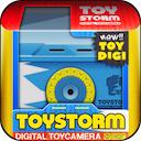 ToyStorm 1.0 [iPhone] 〜 グロウフィルターで印象的な雰囲気も作り出せる、ライブプレビュー機能を搭載したトイデジタルカメラ