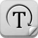 Curved Text on Photo 1.5 [iPhone] [iPad] 〜 写真編集機能も搭載、描いた線に沿って欧文フォントをレイアウトできる