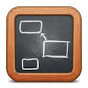 Scapple 1.0 [Mac] 〜 主要なフォーマットで出力可能、紙に書くような感覚でアイデアを自由にまとめることができる