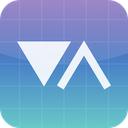 VISUALARM 1.0 [iPhone] 〜 サウンドによって図形と動きが変わる、ビジュアル的にも美しさを楽しめるアラームアプリケーション