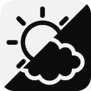 Hazy 1.1 [iPhone] 〜 必要な情報だけ素早く確認できる、シンプルなデザインの天気予報アプリケーション