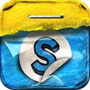 Stickr 1.3.0 [iPhone] 〜 テキストのカスタマイズも可能、ユニークなフォントのステッカーを写真にレイアウトできる