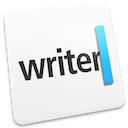 iA Writer 1.5 [Mac] 〜 Markdown 記法に対応、書くことだけに集中できるミニマルなインターフェイスのテキストエディタ