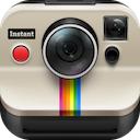 Instant – ポラロイドメーカー 1.1 [iPhone] 〜 フレームをつけずに出力可能に、本物のインスタントカメラで撮影したような写真に加工できる