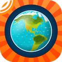 ベアフット ワールドアトラス 3.0.1 [iPhone] [iPad] 〜 追加コンテンツを購入可能、3D の地球を回転して世界中を旅する