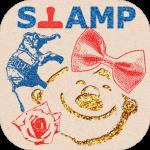 Stampgraphy 2.0.0 [iPhone] 〜 スタンプを彩色する機能を追加、写真や手描きイラストから本物そっくりの消しゴムスタンプを作成できる