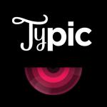 Typic 5.8 [iPhone] [iPad] 〜 欧文デザインフォントとデザイン素材をレイアウトした、おしゃれな写真を簡単に作れる