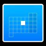 Desktop Calendar Plus 1.3.0 [Mac] 〜 El Capitan に対応、予定も表示できるデスクトップピクチャに溶け込むカレンダー