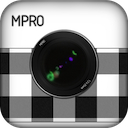 Mpro 1 4 3 Iphone Ipad ライブプレビュー機能を搭載し 非圧縮 Tiff フォーマットでも保存できるモノクロ写真に特化したカメラ Life With I